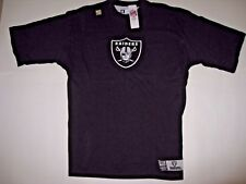 NFL OAKLAND RAIDERS SHORT SLEEVE  LOGO ON FRONT~Officially Licensed   XL NWT