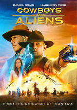 Cowboys & Aliens (DVD, 2011)