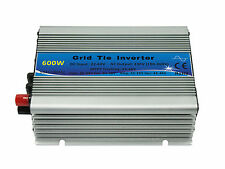 500W/600W Grid Tie Inverter DC22V-60V to AC220V Pure Sine Wave Inverter 50Hz60Hz