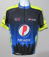 Mt Borah Cycle Micro Polyester Jersey Bicycle Shirt Size XL Pure Austin Fitness