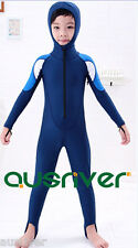Children's Snorkeling Suit Wet Suit Scuba Diving Jump Suit