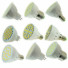 E26 E27 E14 GU10 MR16 LED Spotlight Bulb 5730/3528/5050/2835 SMD Lamp 3/4/5/6/7W