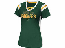 Green Bay Packers Draft Me VI Shimmer Top Jersey NWT S  M & L