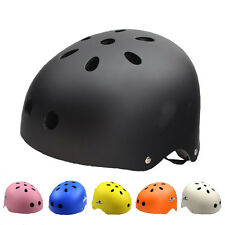 Colorful Kid Helmet BMX Bicycle Bike Skateboard Climb Cycling Scooter Ski Skate