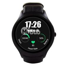 "NO.1 D5 Android 4.4 Smart Watch MTK6572 1.3"" IPS 4GB Heart Rate Monitor WiFi"