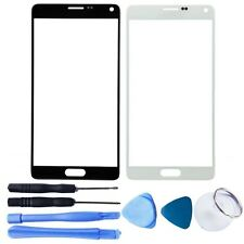 Front Screen Glass Outer Lens Replacement For Samsung Galaxy Note 4 +Tools