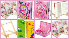 Writing Sets, Diaries, Childrens Kids Write Cards Pocketbook Book Holder GIFT