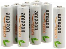 New Amazon Basic Rechargeable nickel-metal hydride battery AA 8-pack From Japan