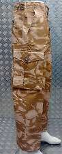 Genuine British Army Desert Camo Ripstop Combat Trousers (FR)  All Sizes - NEW