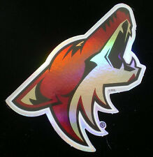 Phoenix Coyotes Decal Sticker NHL Hockey Officially Licensed