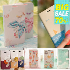 HAPPYMORI Mobile Phone Flip Phone Case Cover for Samsung Galaxy Note 4 Note4
