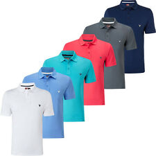 Callaway 2016 Opri-Dri X Solid Polo II Mens Golf Polo Shirt