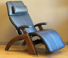 Leather Silhouette Power PC-500 Human Touch Zero Gravity Perfect Chair Recliner