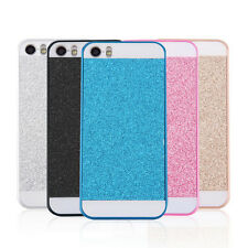 New Luxury Bling Glitter Hard Plastic Back Case Cover for Apple iPhone 5/5S AE
