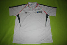 NZ Rugby World Cup Canterbury RWC Winger Mens Polo Shirt s-2XL clearance