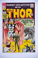 JOURNEY INTO MYSTERY #113 1965 FN/VF GREY GARGOYLE AND TALES OF ASGARD