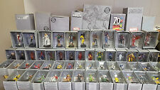 MARVEL CLASSIC FIGURINE COLLECTION CHOOSE YOUR FIGURINE BOXED EAGLEMOSS P5