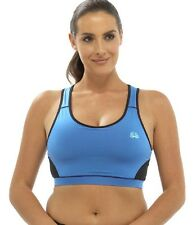 OCTAVE® Ladies Sport Fitness Crop Top Set - Perfect For Yoga / Gym / Workouts