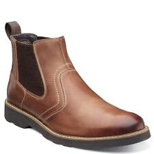Florsheim Mens Boots Brown Leather Casey Gore Boot Brown Leather 13256-221