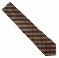 Michael Kors Men's Downtown Plaid Silk Tie