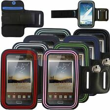 Sport Armband For Samsung Galaxy Note N7000 i9220 Jogging Running Gym Pouch Case