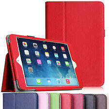 Premium Leather Magnetic Smart Flip Stand Case Cover For Apple iPad Air/iPad 5