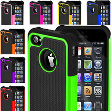 Shock Proof Heavy Duty Armour Builders Workman Case For Apple iPhone 7 6s 6 5s 4