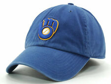 Milwaukee Brewers MLB Cooperstown 1989 Retro Franchise Cap NWT (Blue) Sz M