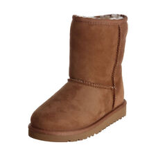 Ugg Girl's Boots K Classic Short 5251y Chestnut