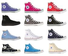 Converse All Star Women Men Shoes Chuck Taylor  Hi Top Canvas Fashion Sneakers