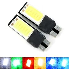 2X Useful 12V T10 194 168 W5W LED Car Interior Wedge COB Canbus Light Bulb Lamp