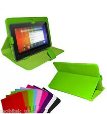 "Universal Leather Stand Case Cover 9.7"" Inch 10.1"" InchTab Android Tablet PC"