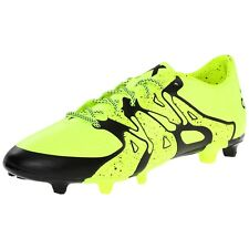 Adidas Mens Shoes Chaos Low X 15.3 Fg/ag Soccer Cleats Solar Yellow