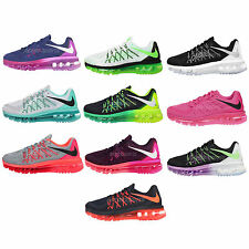 Wmns Nike Air Max 2015 Womens Cushion Running Shoes 360 Sneakers Pick 1