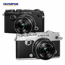 New! Olympus PEN-F + M.ZUIKO Digital 17mm Kit 20MP 4/3 Live MOS Sensor