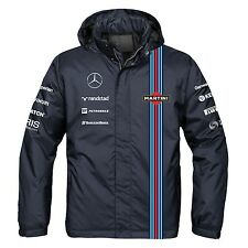Williams Martini Racing Team Waterproof Jacket Small