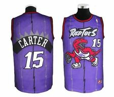 Nike NBA Toronto Raptors Vince Carter Throwback Jersey Sewn/Stitched NWT S/M/L