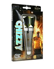 Dave Chisnall Chizzy Pixel Grip Darts by Target Pro Grip Stems Signature Flights