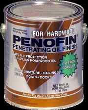 Penofin Exotic Hardwood, Penetrating Oil Wood Stain, 1 Gallon, Choice of Color