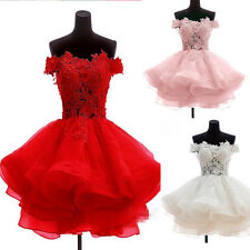 Short Formal Evening Dress Lace Evening Gown Party Prom Dresses Cocktail Dress