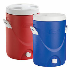 Coleman Beverage Cooler 18,9 Ltr Beverage Cooler 5 Gallons - Red or Blue NEW
