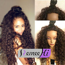 Wholesale Price Wig amazing curly full/front lace wig brazilian human hair