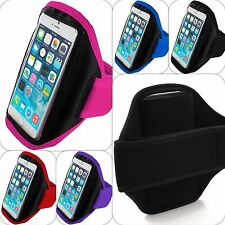 Arm Band Armband Strap Sport Gym Cycle Jogging Running Pouch for iPhone 4 4S