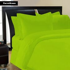 COMFORTER SETS 1000 TC PREMIUM EGYPTIAN COTTON  AVAILABLE IN ALL SIZE - GREEN