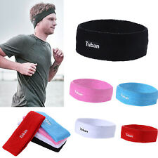 Running Sweat Band Sports Head Sweatband Headband Yoga Gym Fitness Exercise