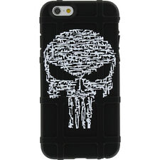 Magpul Field Case for iPhone SE,4,5,5s. Custom Punisher Guns by Ego Tactical