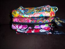 VERA BRADLEY SMALL COSMETIC CASE BAG IN A VARIETY OF RETIRED PATTERNS