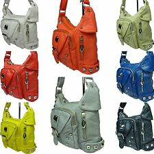 Anna small Women's Shoulder bag crossbag Shoulder Bag Bag Handbag 8316-5