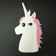 Cartoon Unicorn horse Phone case For LG G Pro Lite D686 D680 Silicone cover Skin