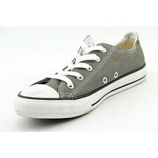 Converse All Star Chuck Taylor OX 3J794 Gray Classic Canvas Kids Youth Shoes